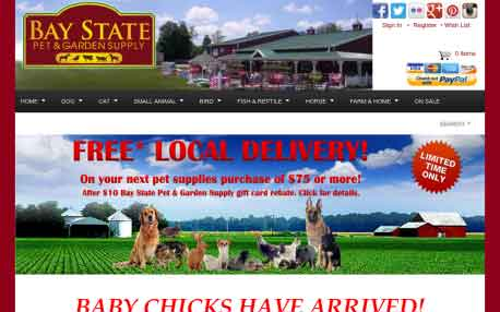 Bay State Pet & Garden Supply
